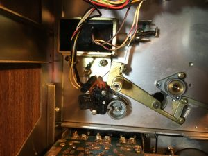 Teac pinch roller repair