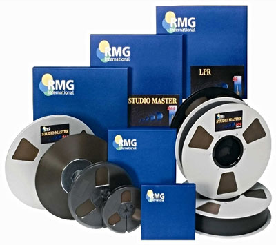 RMGi reel-to-reel tape